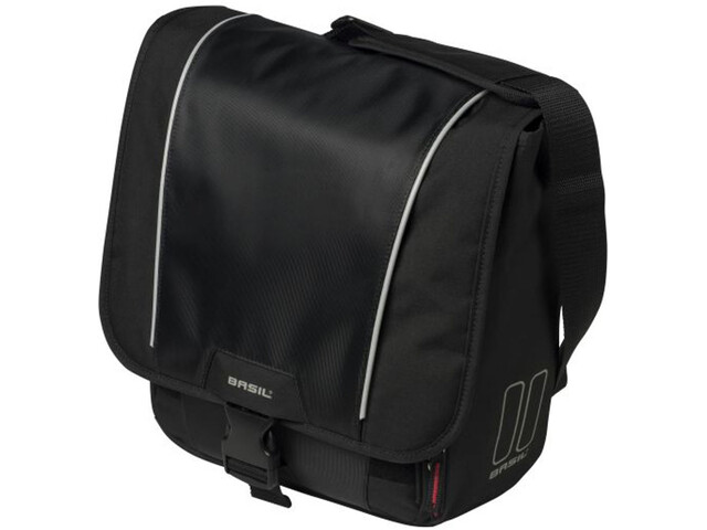 Basil Sport Design Commuter Sacoche vélo 18l, black